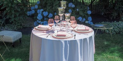 Event Tablescapes
