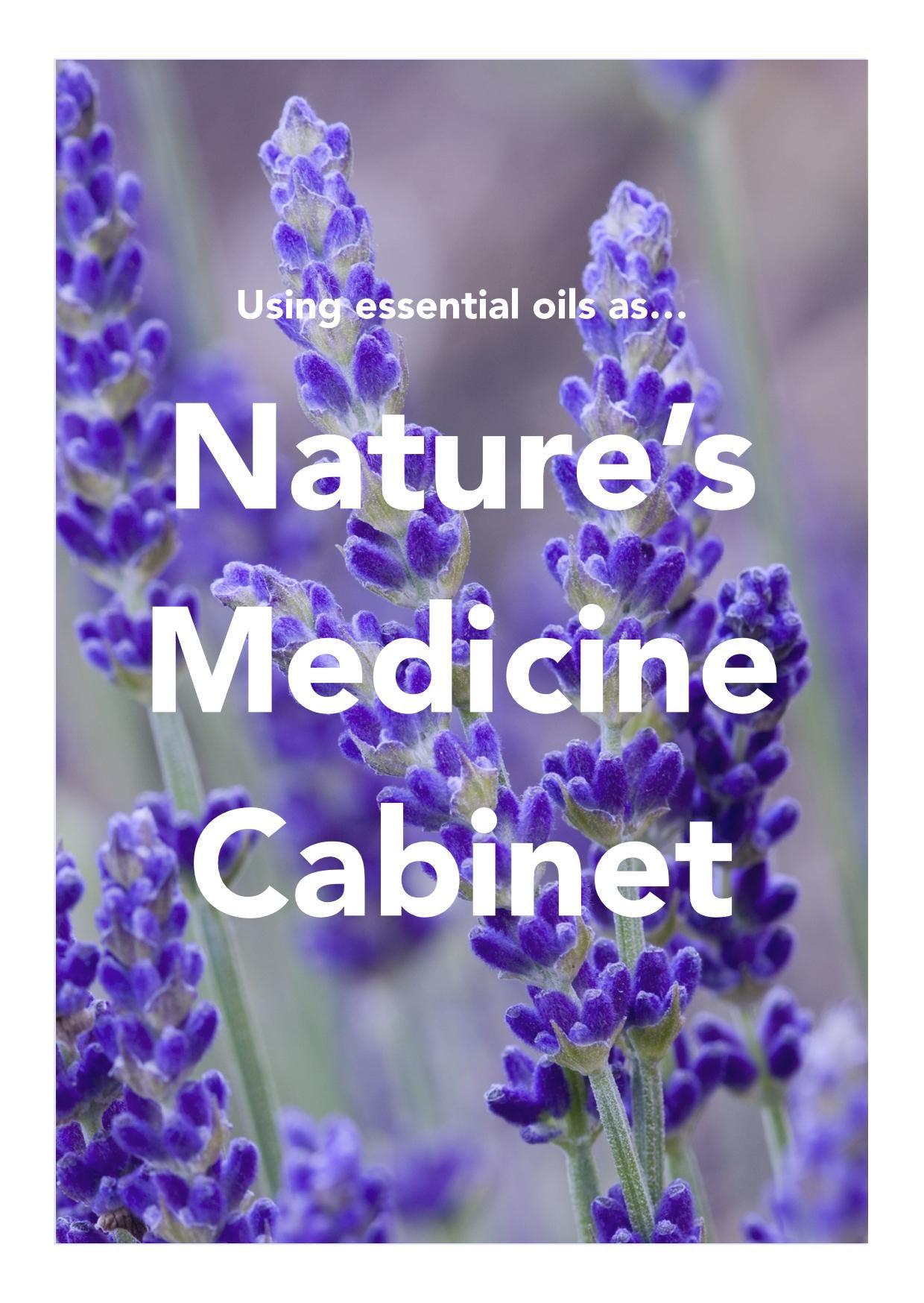 Nature's Medicine Cabinet Workshop