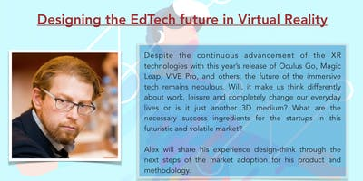 Designing the EdTech future in Virtual Reality