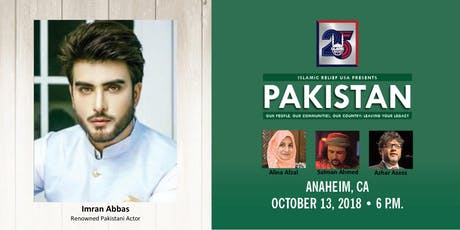 IRUSA Pakistan event (SOLD OUT - NO TICKETS AT DOOR) tickets