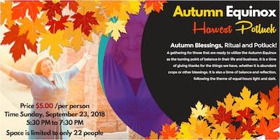 Autumn Equinox Harvest Potluck