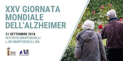 XXV Giornata Mondiale dell'Alzheimer - Napoli