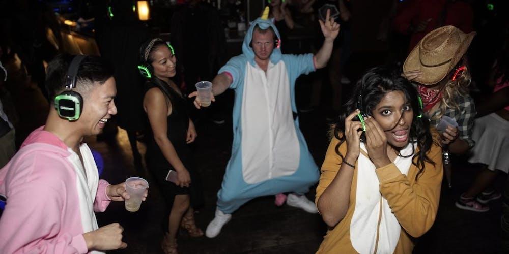 millennium age host silent party lexington halloween edition