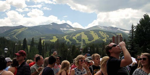 Breckenridge Food & Wine 2019