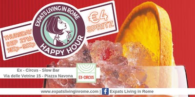 Rome Expats: Thursday Special Hour (Piazza Navona)