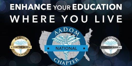 AADOM Southeast Florida Chapter- Annual Membership
