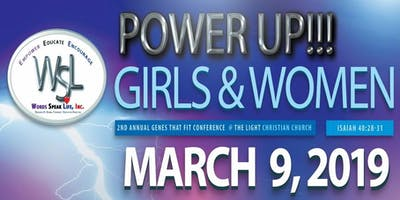 2nd Annual Genes That Fit Conference - Power Up!