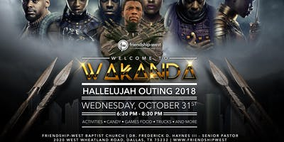 Hallelujah Outing 2018