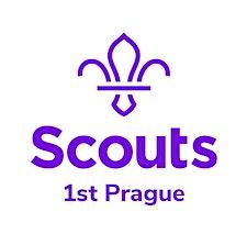 1st Prague Scout Group logo