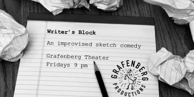 Writer's Block - Improvised Sketch