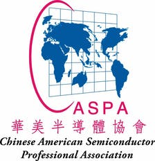 Chinese American Semiconductor Professional Association logo