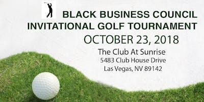 Black Business Council Invitational Golf Tournament