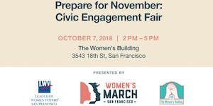 Prepare for November: Civic Engagement Fair