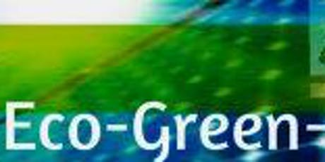 Eco-Green-Solar Expo Canada tickets