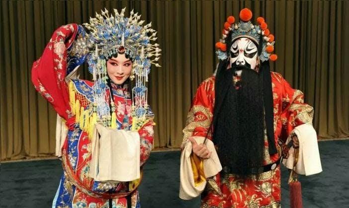Découvrir les secrets de l'opéra de Pékin