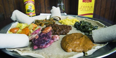 Dine at Queen of Sheba at New York African Restaurant Week (Oct 4 - 20)