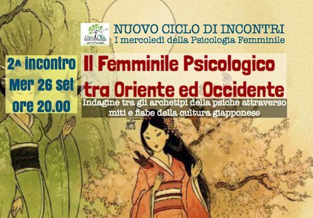 2 - Il Femminile Psicologico tra Oriente ed O