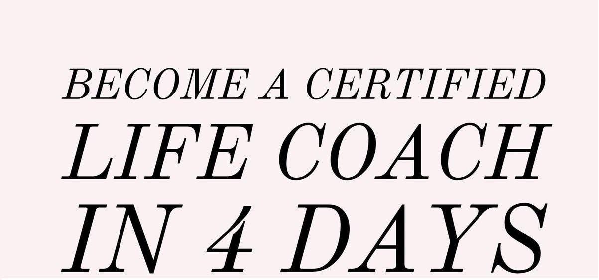 Life Harmony Coach Certification Training 7 Nov 2018
