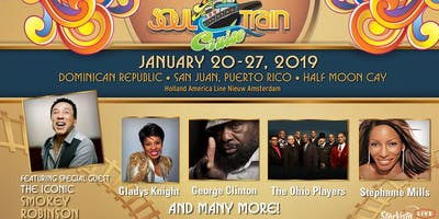 2019 Soul Train Cruise with host Tony Cornelius