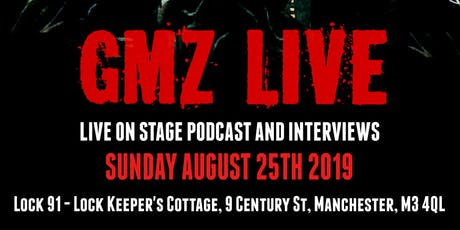 GMZ LIVE - 2019 tickets