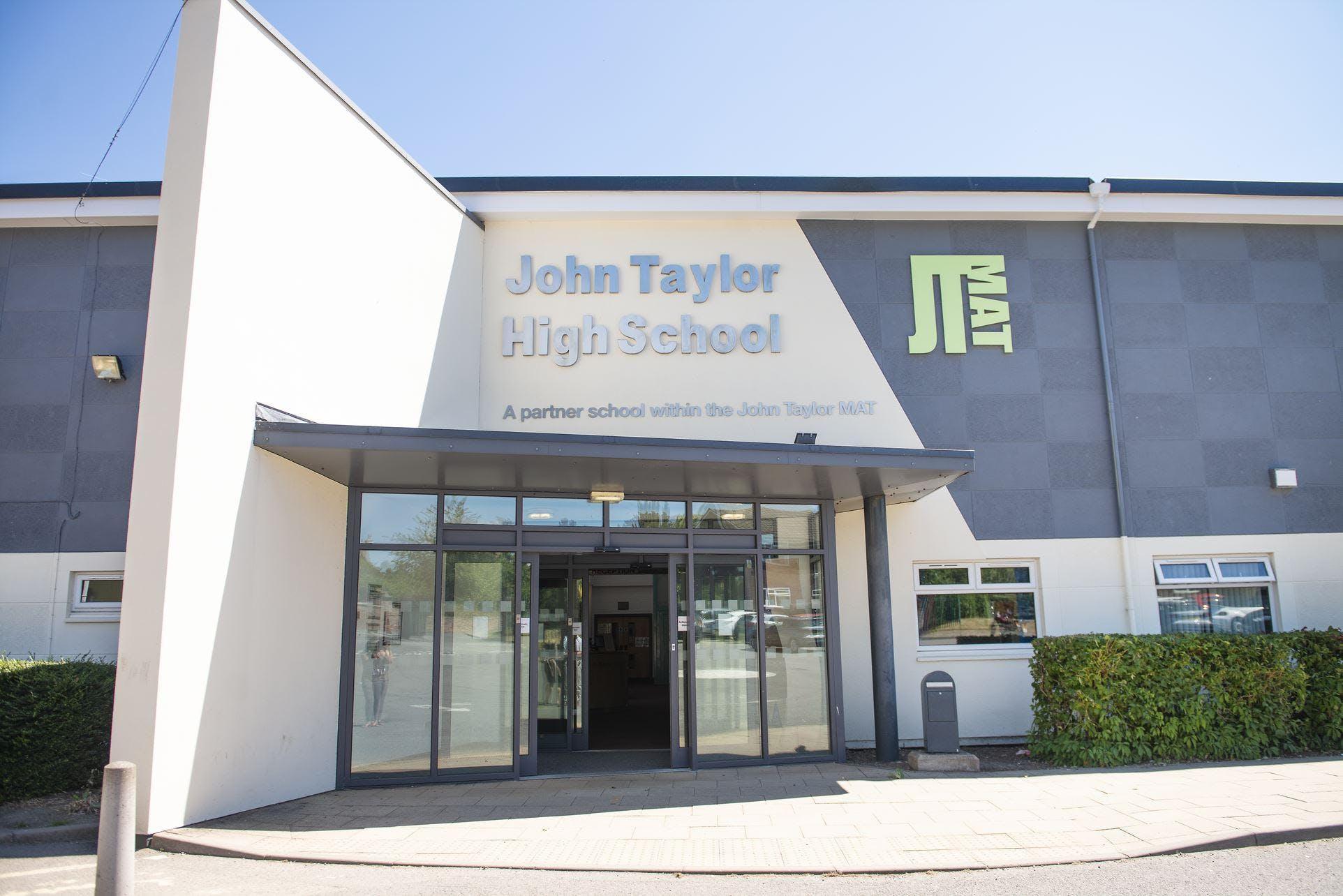 John Taylor High School Sixth Form Open Eveni