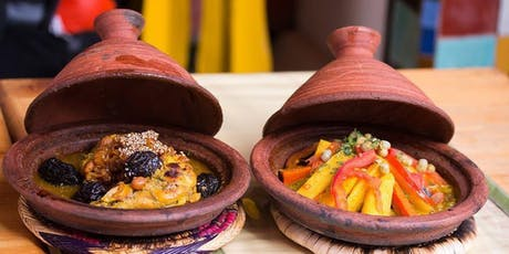 Dine at Tagine at New York African Restaurant Week 2019 (OCT 4- 20) tickets