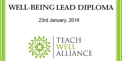 Webinar: The Well-Being Lead Diploma