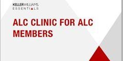 2018 ALC CLINIC- ALC MEMBERS