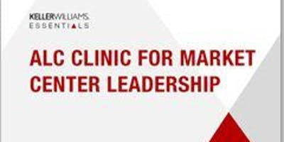 2018 ALC CLINIC- LEADERSHIP ONLY