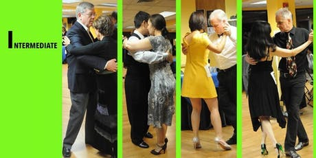 Intermediate Argentine Tango progressive 8 weeks course tickets