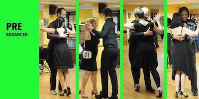 Pre-Advanced Argentine Tango progressive 8 weeks course