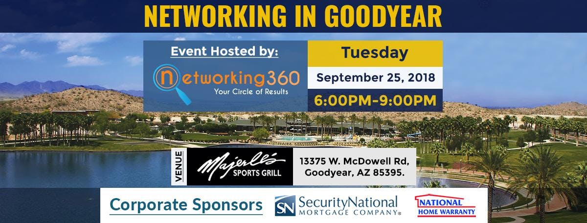Networking in Goodyear