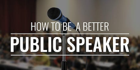 Public Speaking Practice Saturday (FREE for first timers) tickets