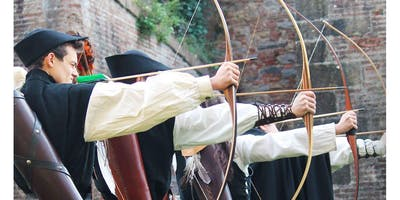 Old bow competition celebrating the Holy Cross