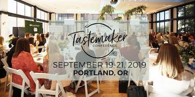 Tastemaker Conference 2019: the premier food blogger conference for content creators