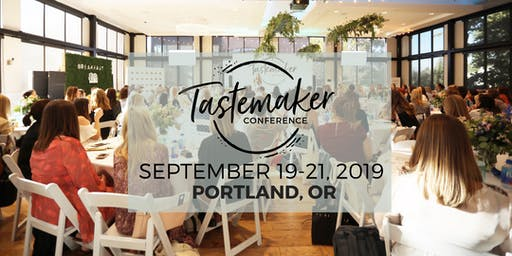 Tastemaker Conference 2019: the premier food blogger conference for content creators