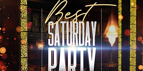 The #BestSaturdayParty at Taj II - Best Birthday Specials & Bottle Packages tickets