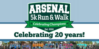 2019 Arsenal 5k Run/Walk