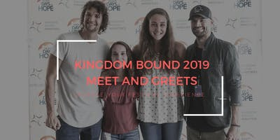 Kingdom Bound 2019 Meet & Greets