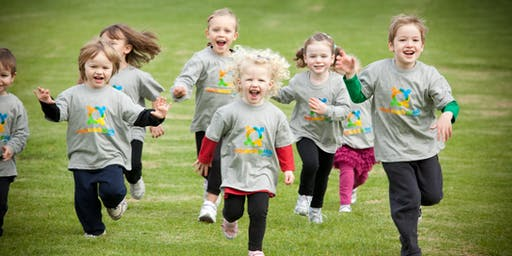Stockland McKeachies Run NSW - Ready Steady Go Kids: Multi Sports Program 18-19