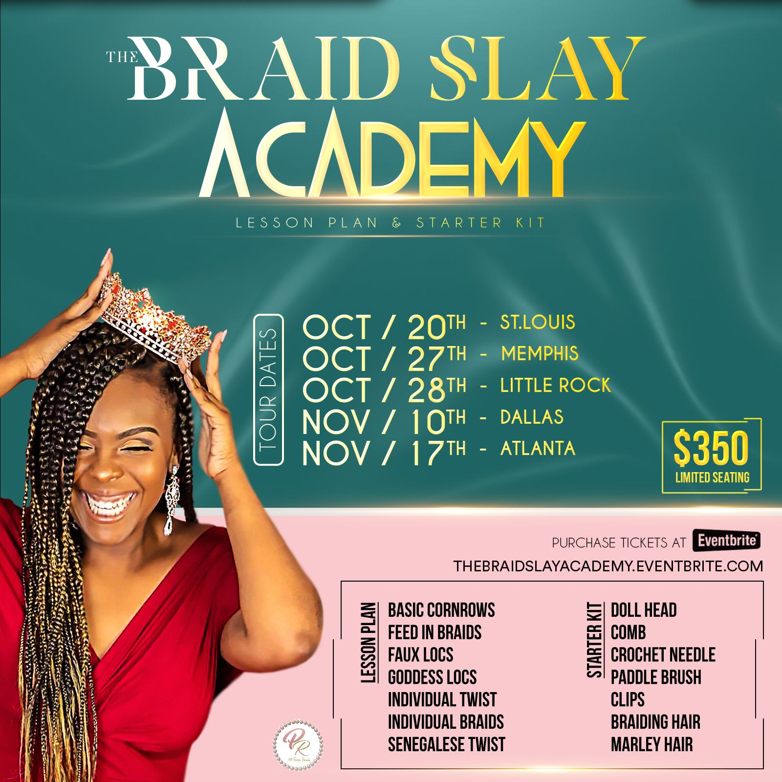 The Braid Slay Academy  St.Louis