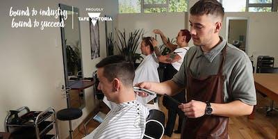 Certificate III in Barbering