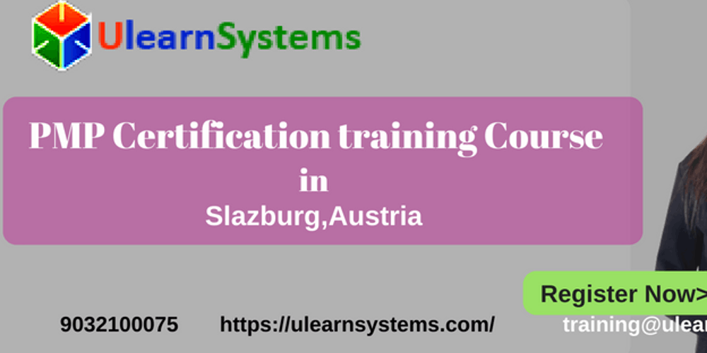 Pmp Certification Training Course In Slazburgaustria Ulearn