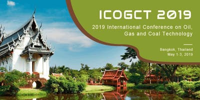 2019 International Conference on Oil, Gas and Coal