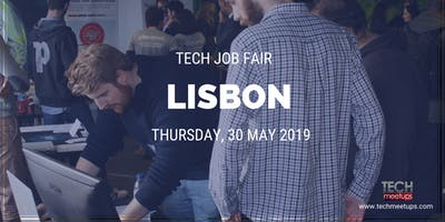 LISBON TECH JOB FAIR SPRING 2019