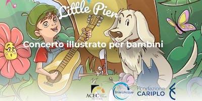 """Little PIER """"Lasciateci la Fantasia"""" - Concerto Illustrato"""