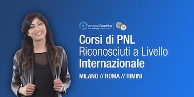 Corso di Comunicazione Efficace e PNL - Rimini