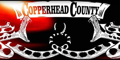 Copperhead County, First Gig!