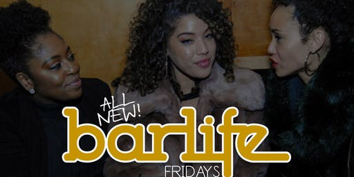 All New Barlife Fridays at Cornerstone