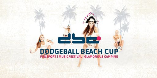 DODGEBALL BEACH CUP 2019 - Turnier - Pre-Registration